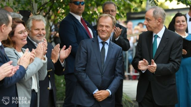 Pitera: w PO zawsze istniały frakcje i Donald Tusk dawał sobie z tym radę