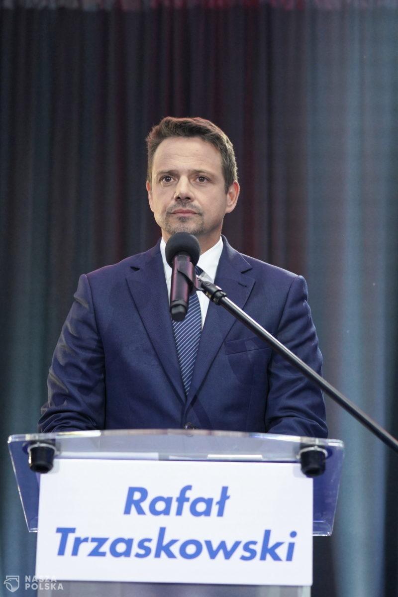 Trzaskowski: Uważam, że trzeba zliberalizować prawo aborcyjne