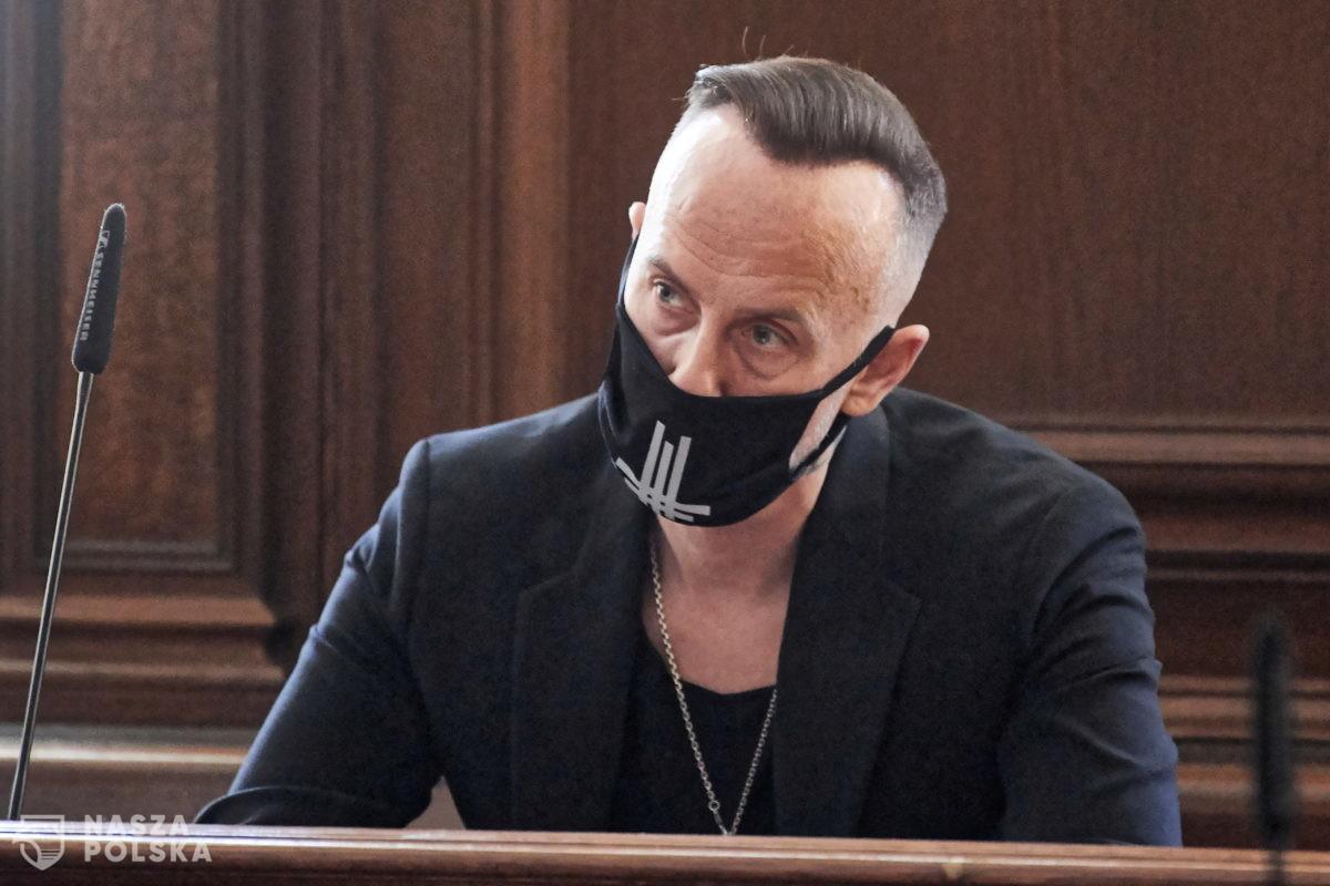 Prokuratura chce przeszukać mieszkanie Nergala i zabezpieczyć jego komputery