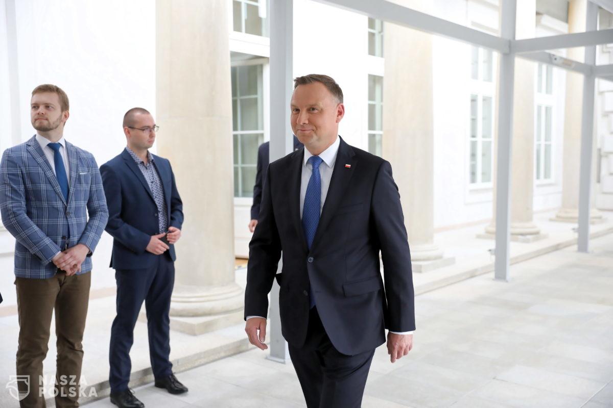 Prezydent: polskie lasy to wspólne dobro – zmiany w tym obszarze wymagają szerokich konsultacji
