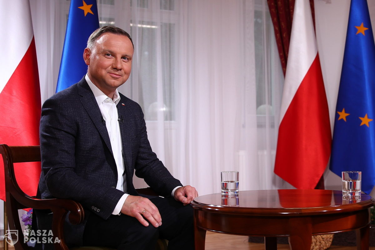 Zaproszenie prezydenta Andrzeja Dudy dla Rafała Trzaskowskiego jest aktualne