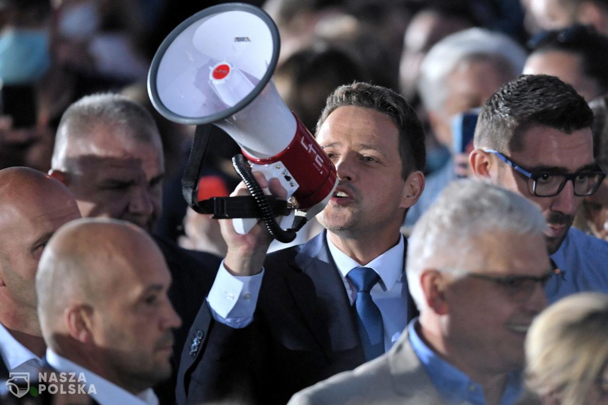 Czy Trzaskowski powinien stanąć na czele nowego ruchu integracji opozycji?