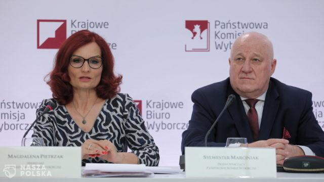 Szef PKW: Nie jest wykluczone, że w poniedziałek uda się podać ostateczne wyniki głosowania w II turze wyborów prezydenckich
