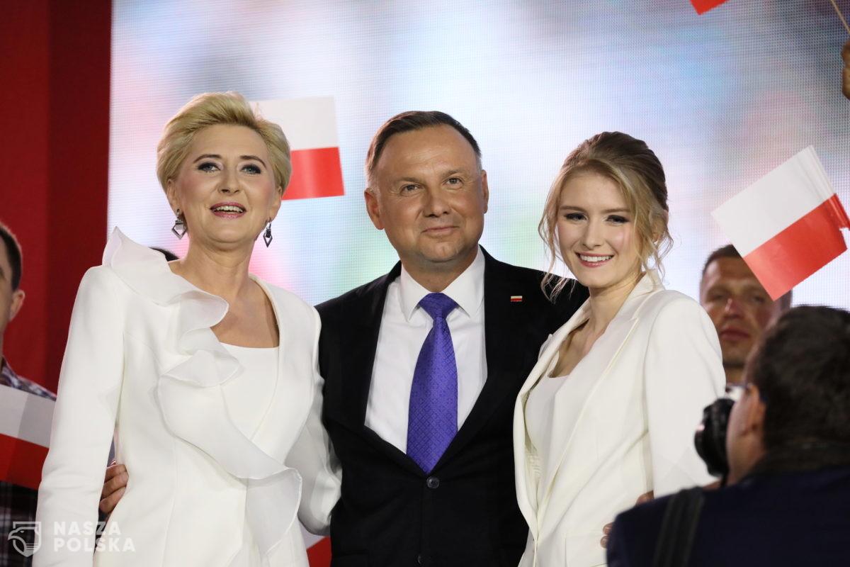 Kinga Duda została doradcą społecznym Prezydenta RP Andrzeja Dudy