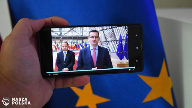 Morawiecki w Brukseli: jest bardzo dużo rozbieżności dotyczących alokacji środków