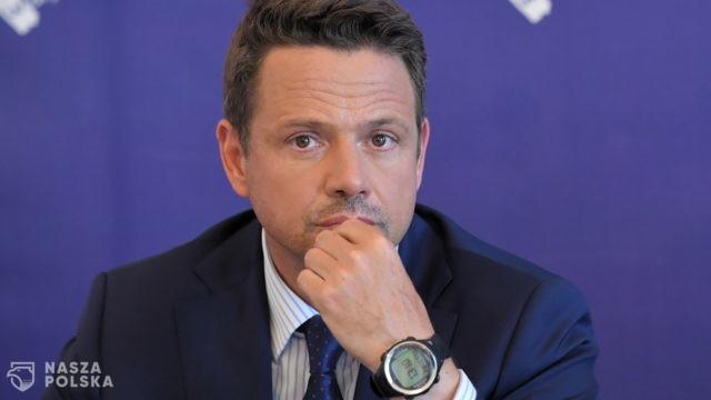 Sobolewski: Trzaskowski wielokrotnie kłamał w sprawie ul. Lecha Kaczyńskiego