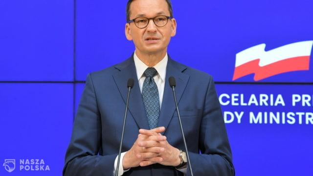 Premier: zdecydowałem o skierowaniu do TK wniosku o zbadanie zgodności konwencji stambulskiej z konstytucją