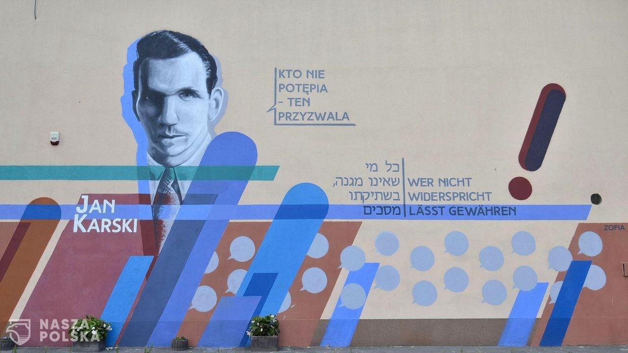 20 lat temu zmarł Jan Karski, bohater Polskiego Państwa Podziemnego