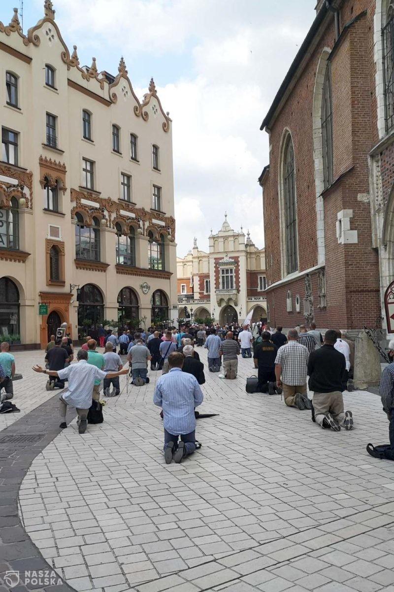 [GALERIA] XIV Męski Różaniec – Kraków