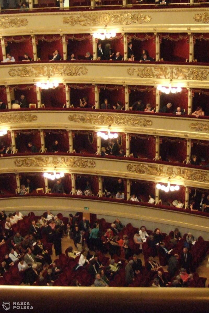 Pierwszy koncert w La Scali po 133 dniach przerwy