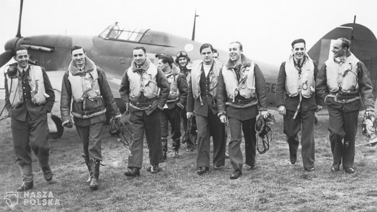 Dla polskich lotników walka o Anglię była także walką o Polskę