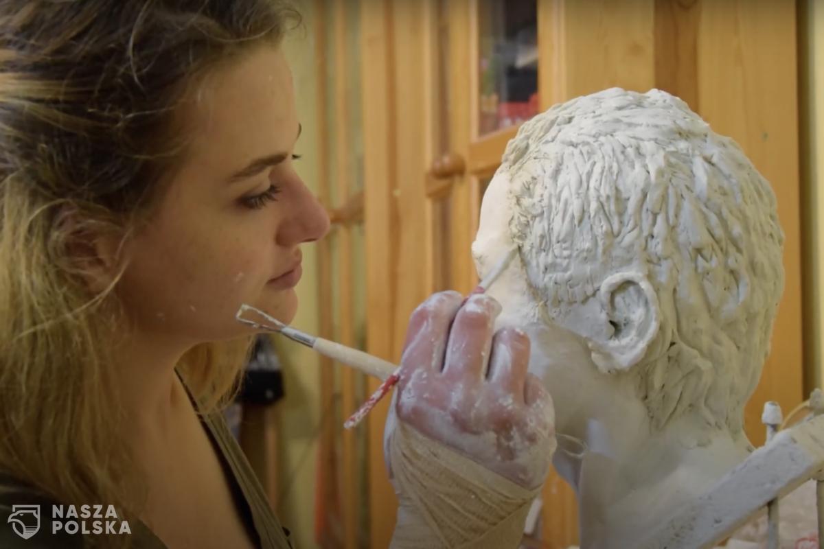 [WIDEO] Zrekonstruowano twarz mieszkańca Dzwonowa sprzed 500 lat