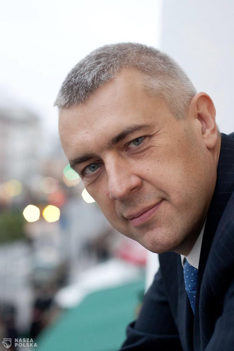 Roman Giertych: wróciłem do domu, dziękuję za dobre słowa