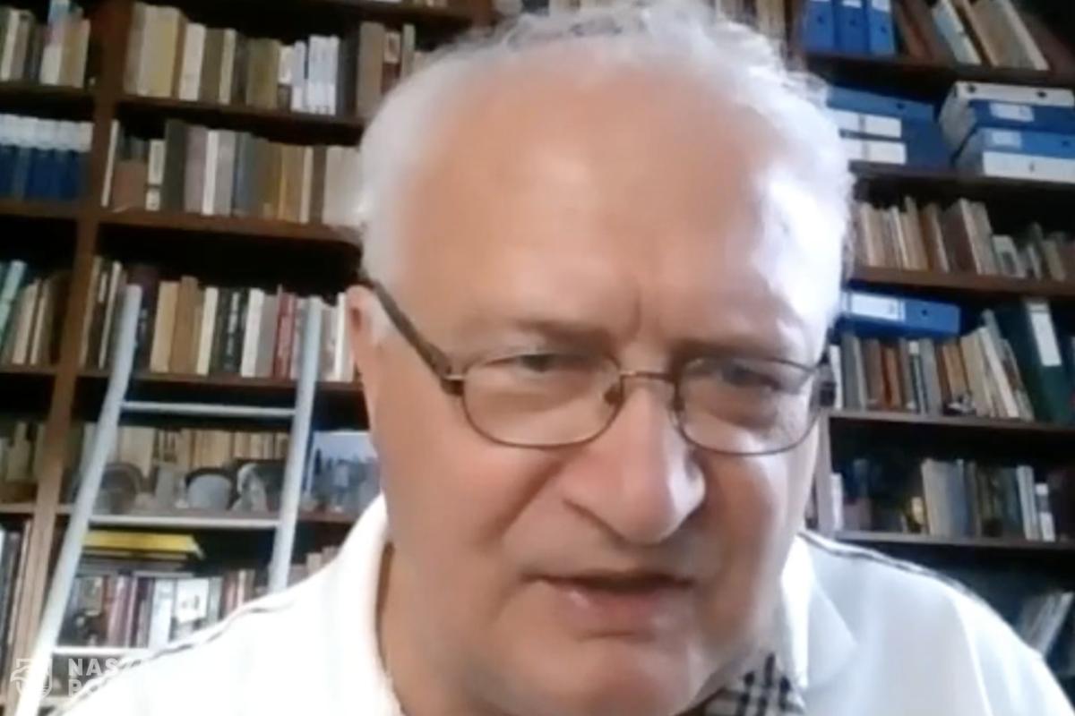 Prof. Simon: Nie rozumiem tych wszystkich ograniczeń