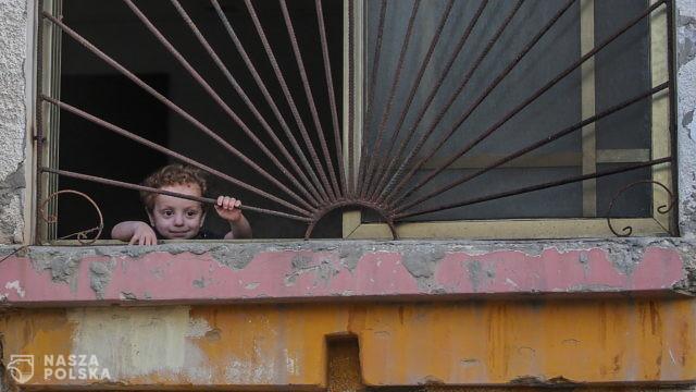 Obóz dla uchodźców – Strefa Gazy
