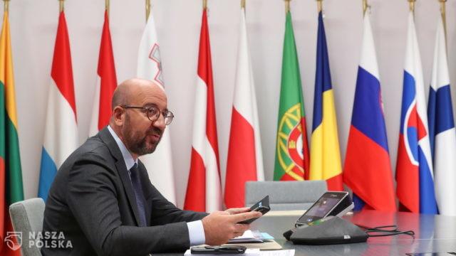 Michel: umowa o wyjściu Wielkiej Brytanii z UE musi być w pełni stosowana