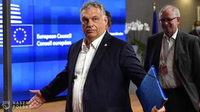 Węgry/ Premier Orban: UE przeistacza się w imperium