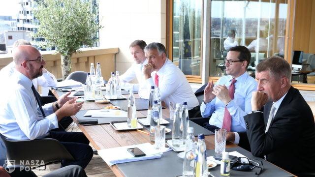 Szef Rady Europejskiej przedstawił liderom nową propozycję w sprawie funduszu odbudowy