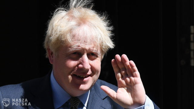 W. Brytania/ Premier Johnson i Carrie Symonds w sekrecie wzięli ślub
