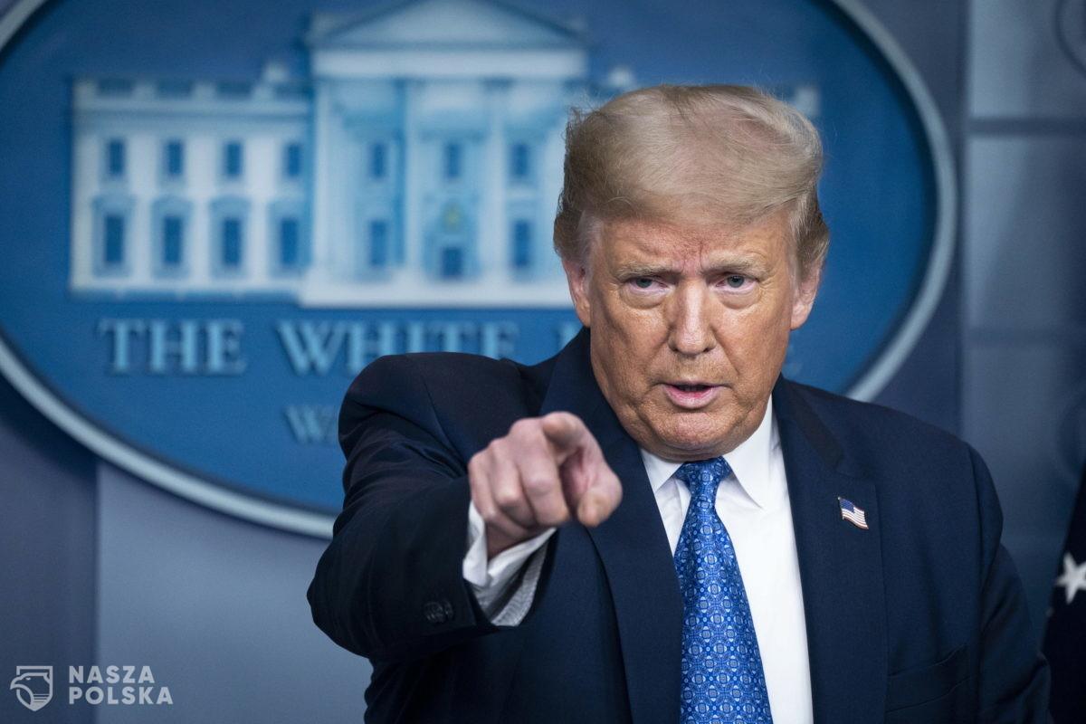 USA/ Lider Republikanów w Senacie: Trump sprowokował atak na Kapitol
