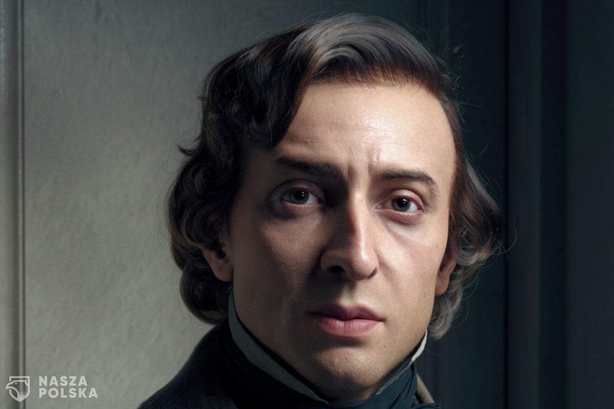 Jak wyglądał Fryderyk Chopin? Rekonstrukcja wyglądu