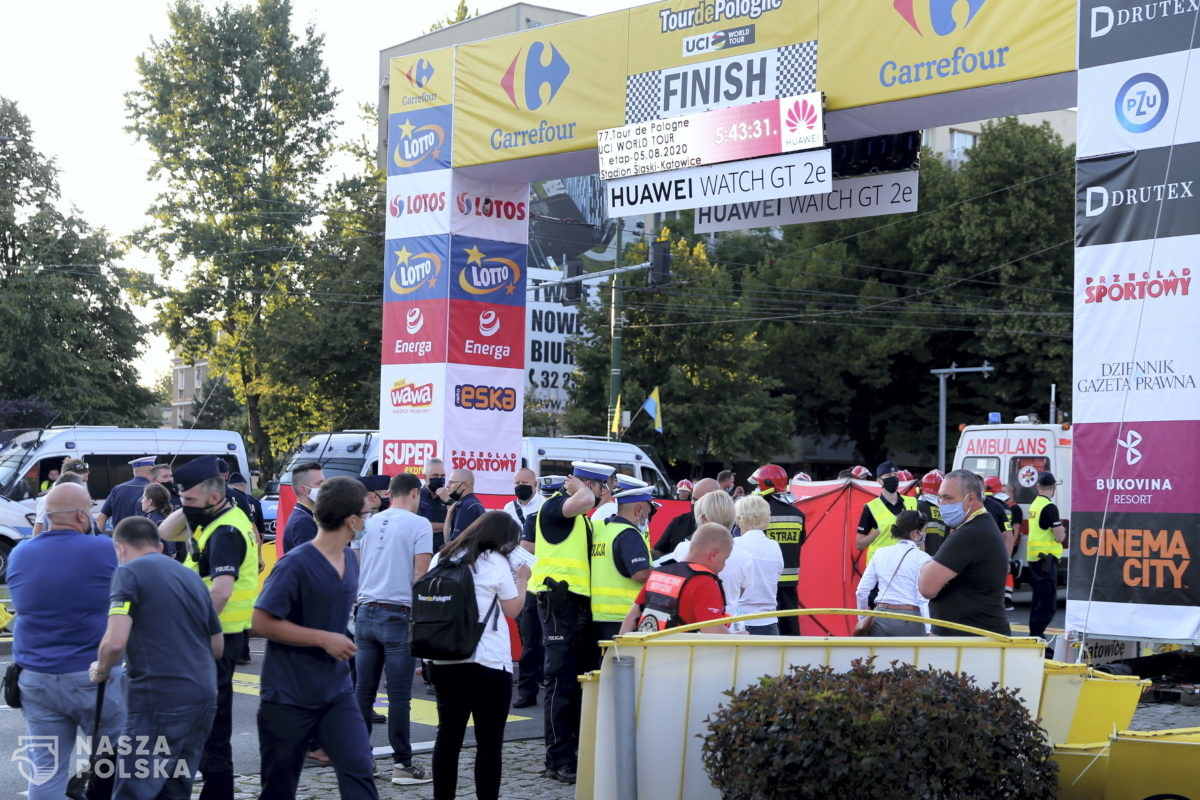 Tour de Pologne – Marek Leśniewski: nastały okrutne czasy