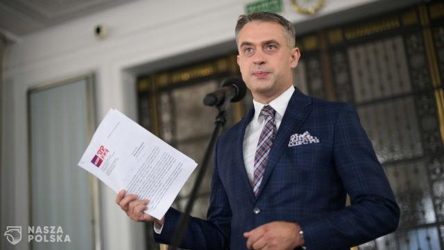 Gawkowski: raport Lewicy to podsumowanie Polski w czasach Covidu
