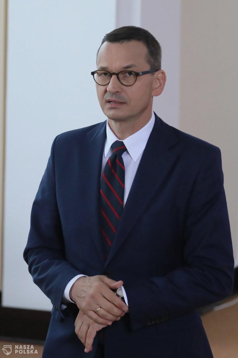 Morawiecki skomentował zmiany w rządzie