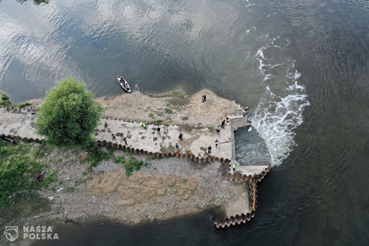 Stołeczny MPWiK: awaryjny zrzut ścieków do Wisły nie ma wpływu na jakość wody w Wiśle i w Bałtyku