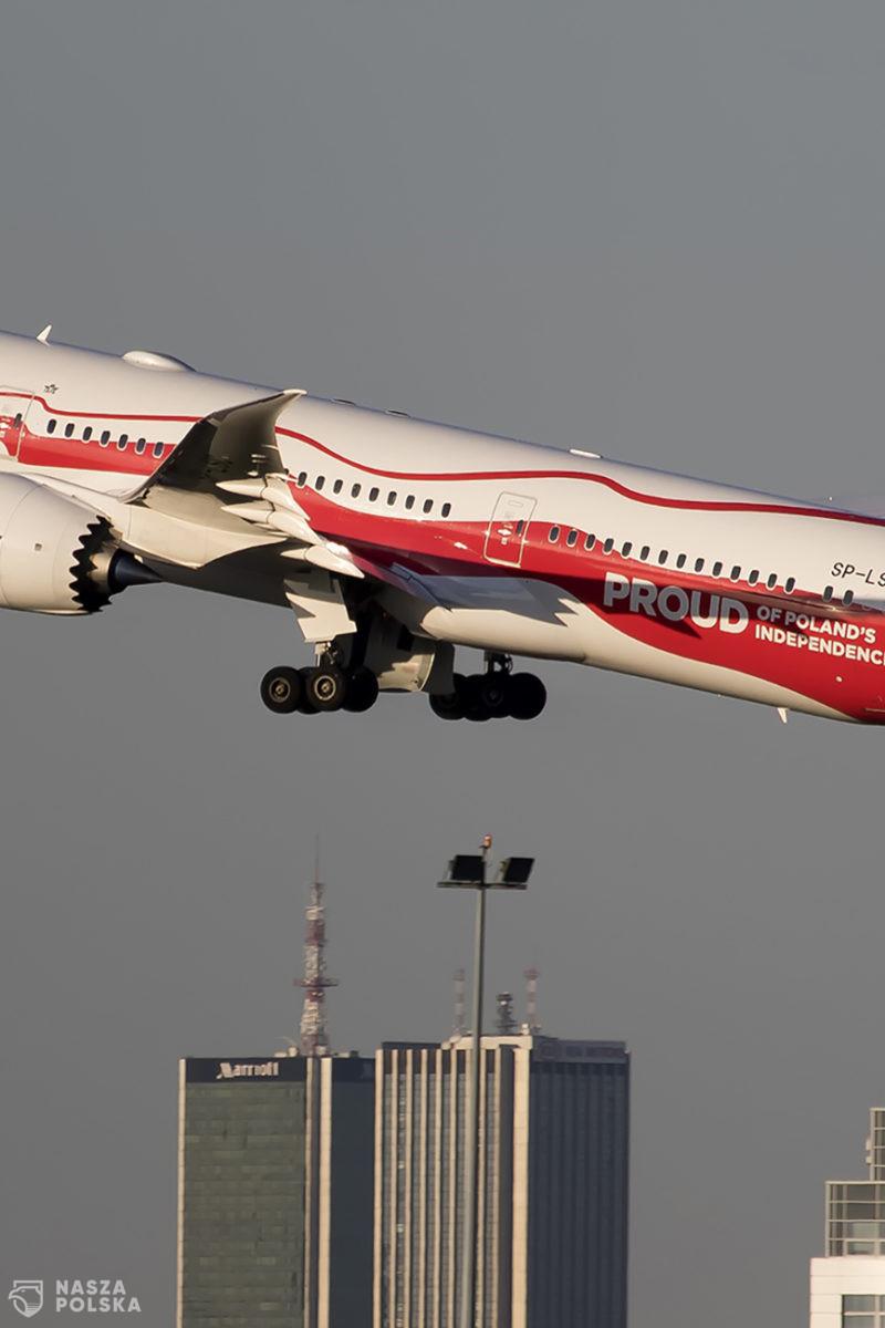 W środę o godz. 22.00 wylatuje samolot PLL LOT z pomocą dla Libanu