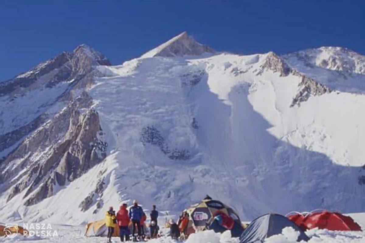 Zdobywca dwóch Gaszerbrumów Onyszkiewicz: wejście na dziewiczy szczyt – cenniejsze