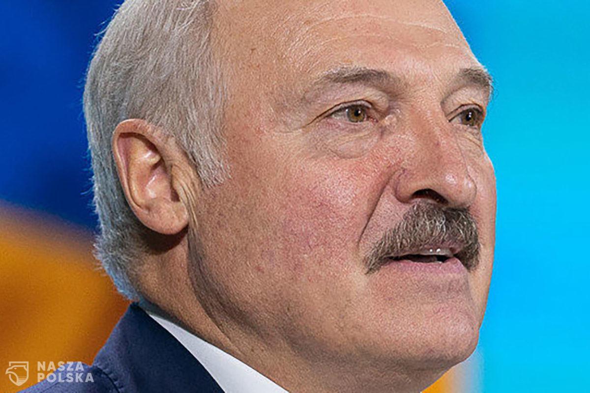 Łukaszenka objął urząd prezydenta podczas niezapowiedzianej inauguracji