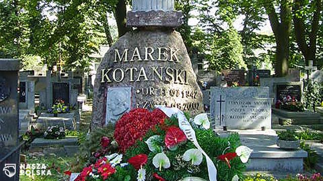 Mija 18. rocznica tragicznej śmierci Marka Kotańskiego