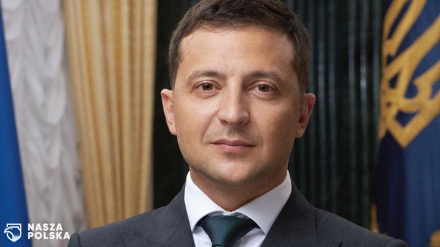 Zełenski: nie życzę Białorusi tego, co było u nas w 2014 roku
