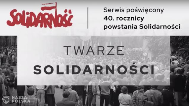 """Powstał portal """"Twarze Solidarności"""""""