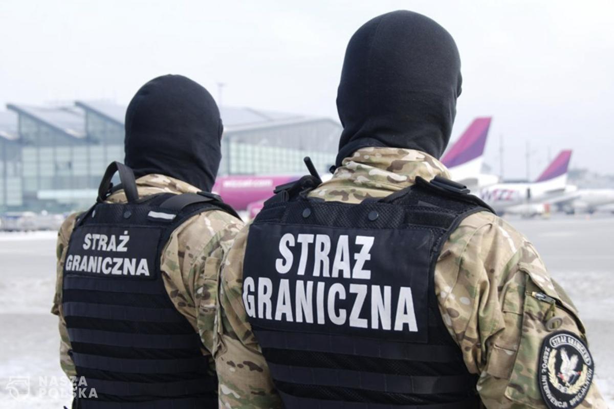W niedzielę w rejonie przygranicznym z Białorusią znaleziono zwłoki trzech osób