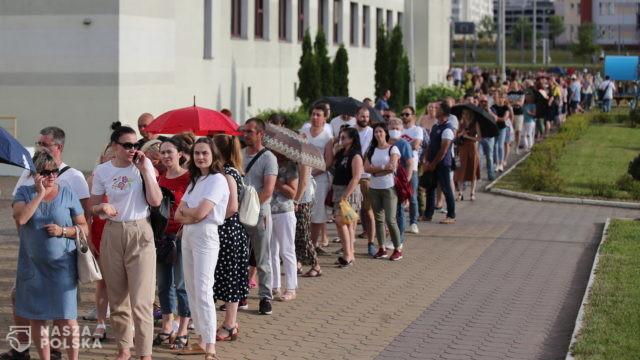 Wybory na Białorusi. Łukaszenka dostał prawie 80 procent głosów