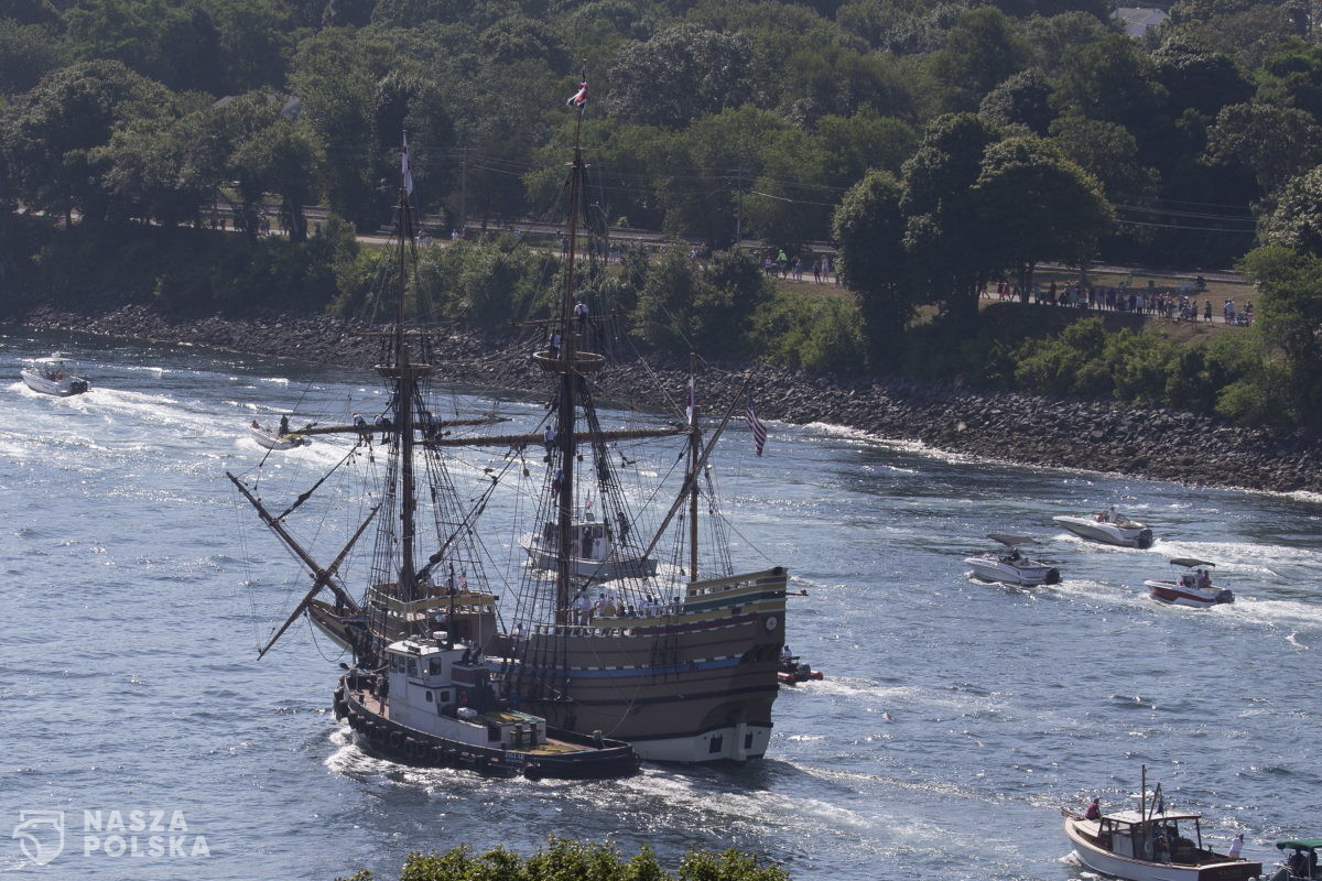 Mayflower II – USA