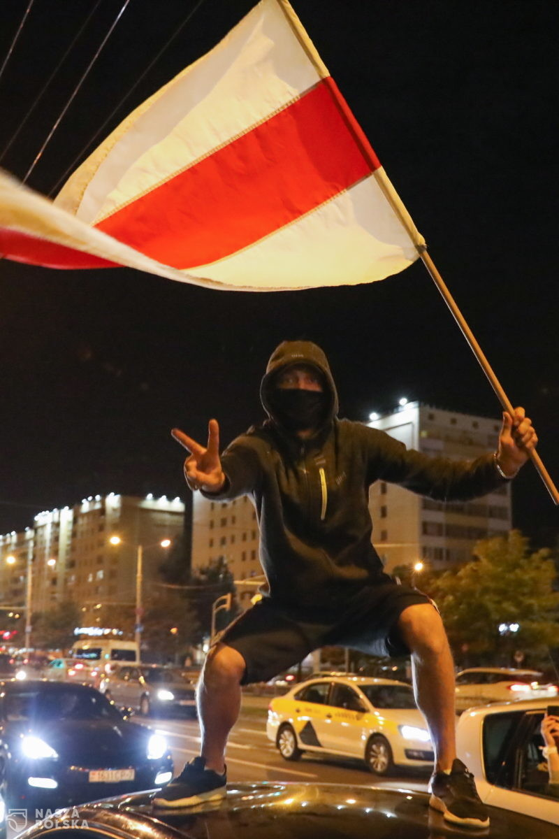 """Rosjanie są przekonani, że Amerykanie szkolą w Polsce białoruskich """"ekstremistów"""""""