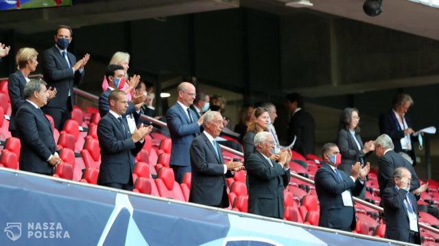 Prezydent UEFA: warto rozważyć limit wynagrodzeń piłkarzy