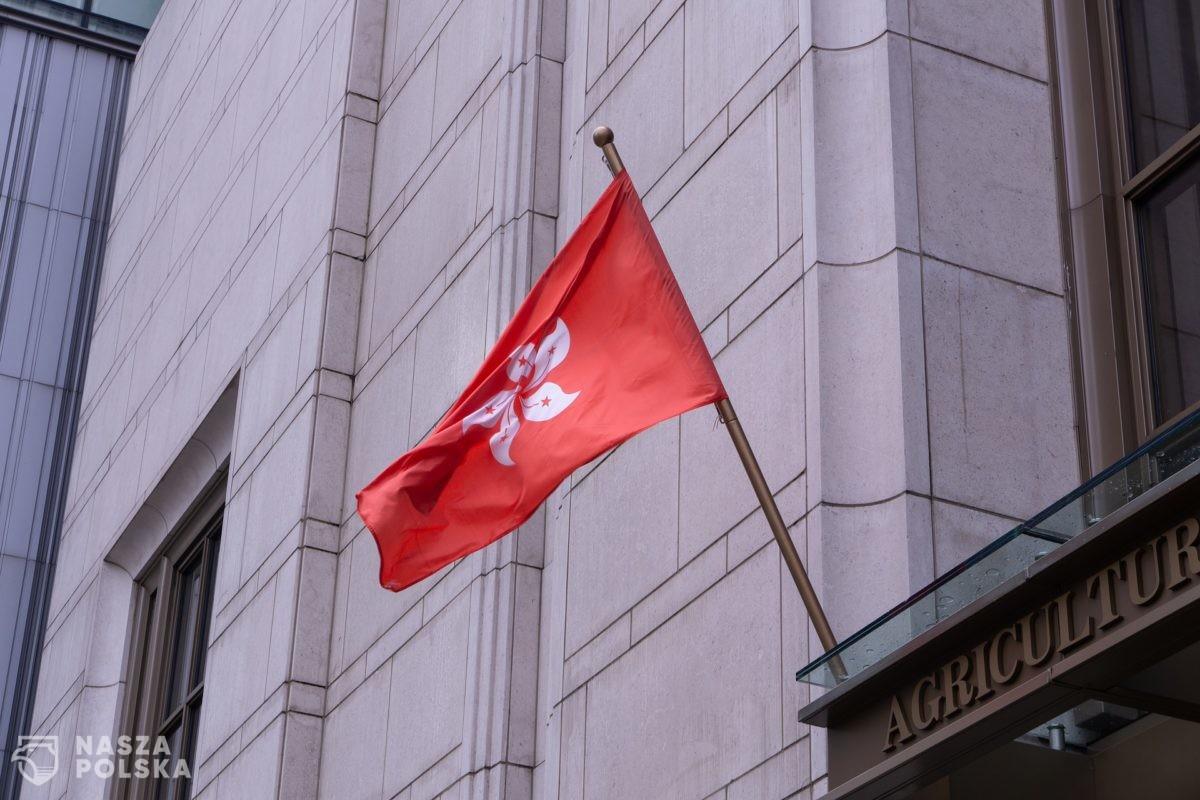 Hongkong zawiesza traktaty o ekstradycji z Francją i Niemcami