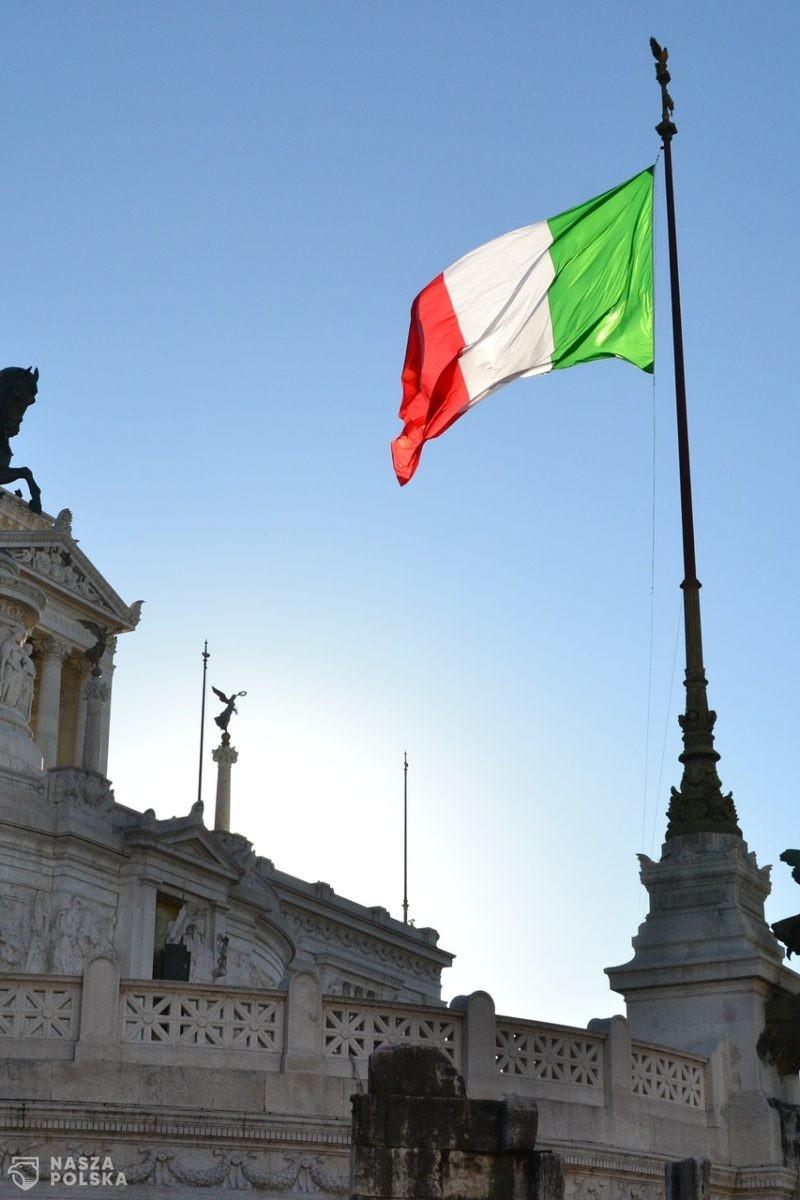 Włochy/ Pierwszy spór w nowej koalicji rządowej o możliwe restrykcje podczas Wielkanocy