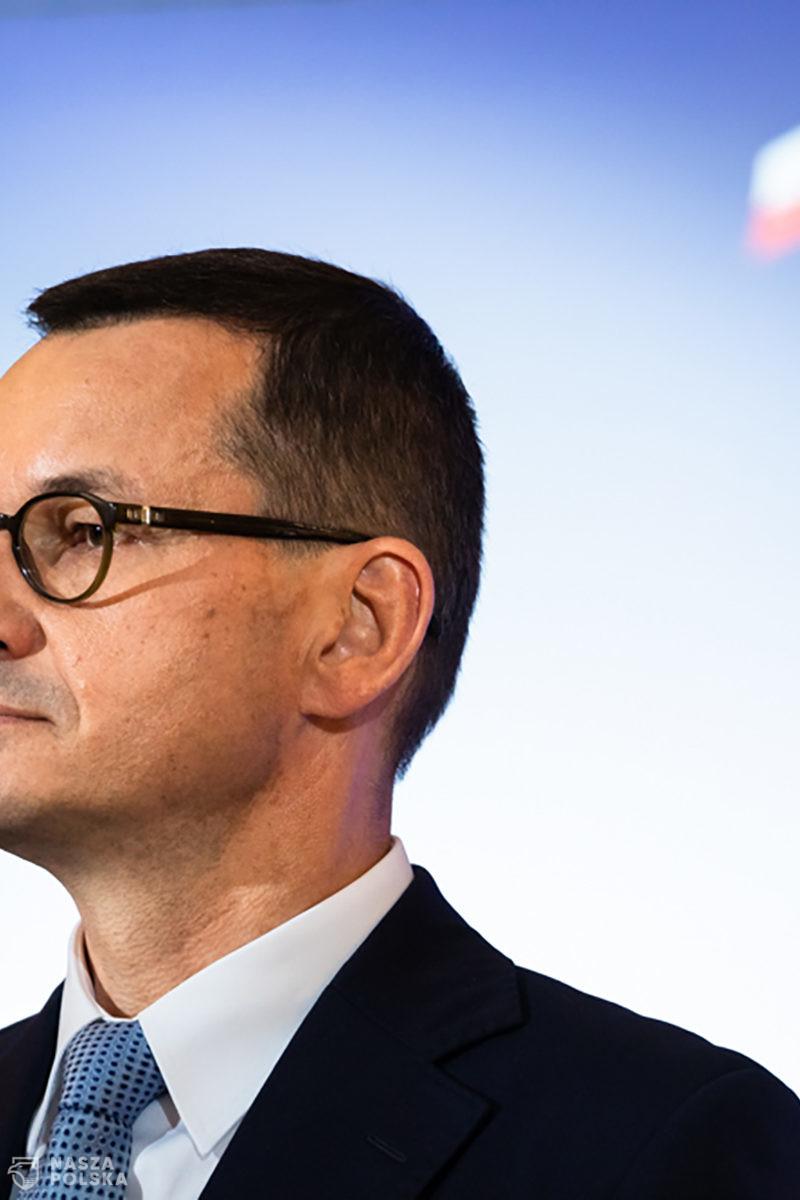 Premier: wbrew propagandzie walczymy o spójność i jedność UE
