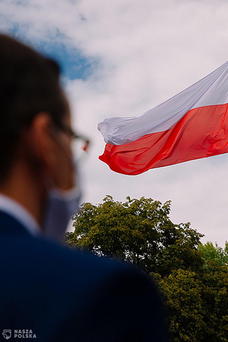 Morawiecki wysłał list do szefowej Komisji Europejskiej
