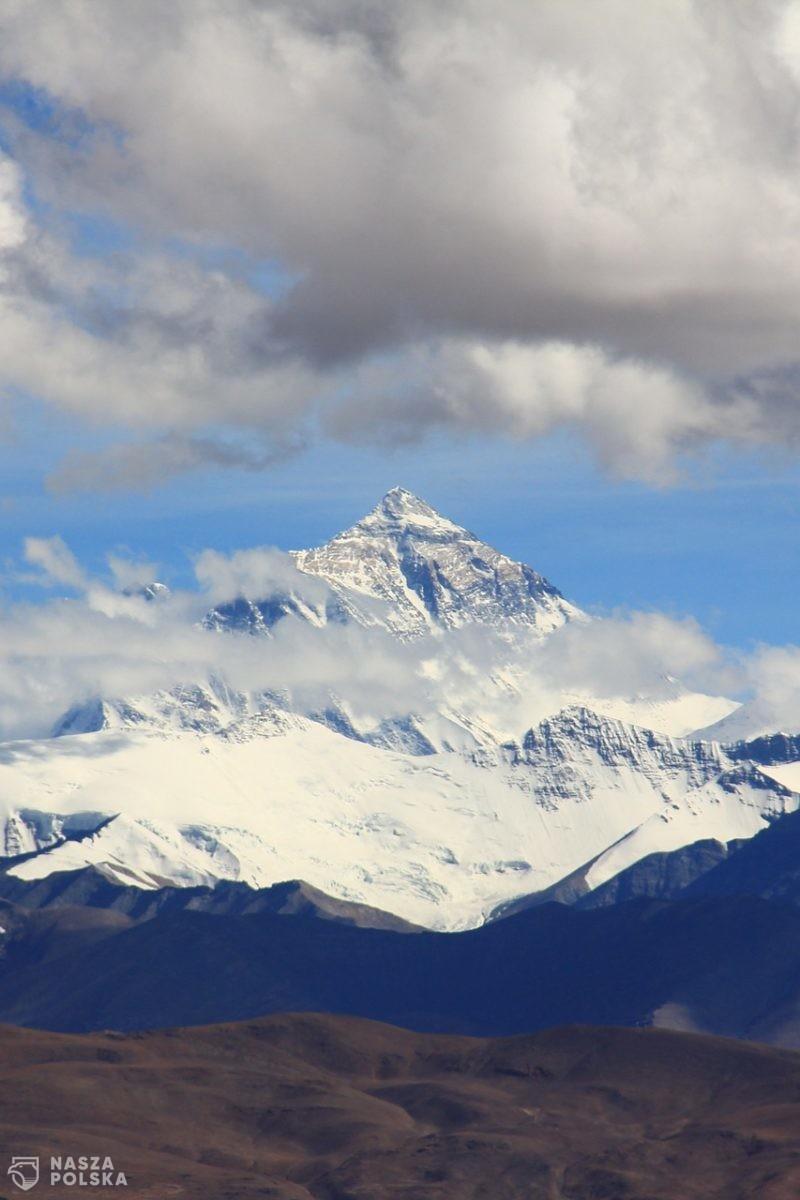 Autostrada pod Mount Everest
