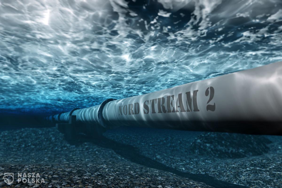 Polska na spotkaniu ambasadorów UE ws. USA podnosi kwestię Nord Stream 2