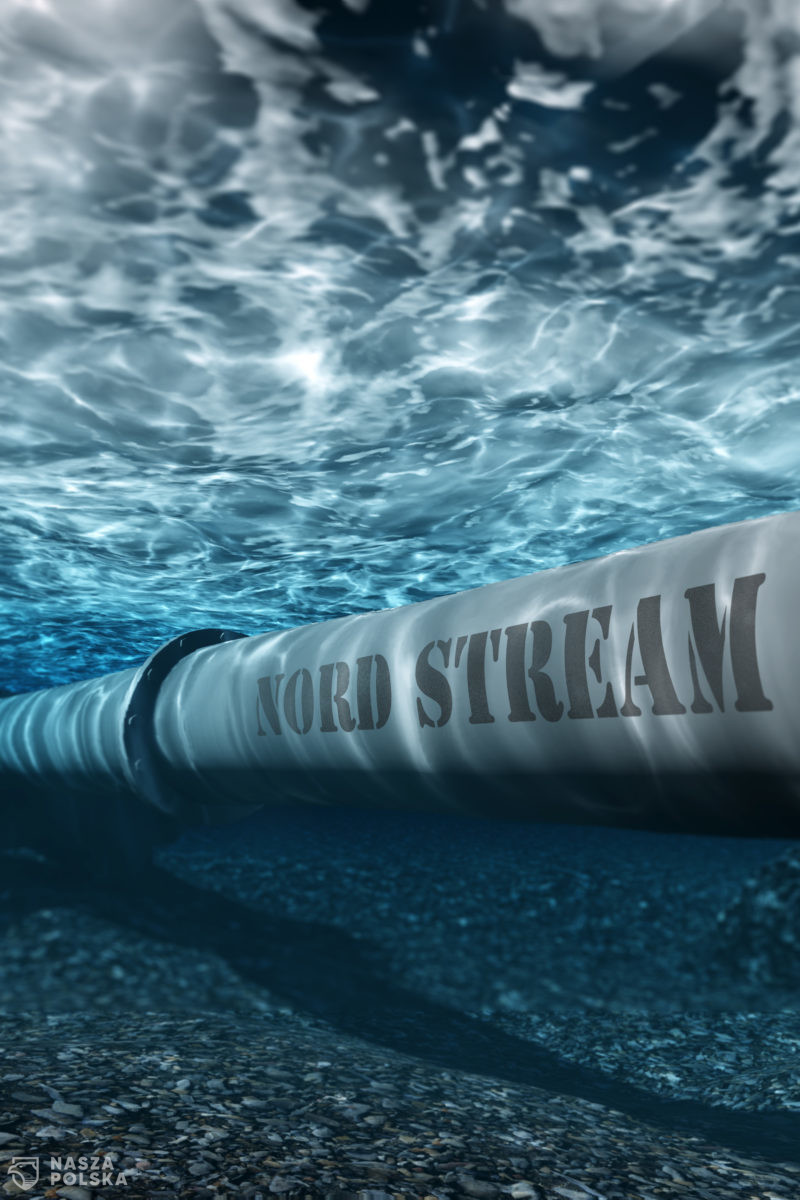 Rezygnacja z Nord Stream 2 to jedyny sposób – twierdzi minister Szynkowski vel Sęk