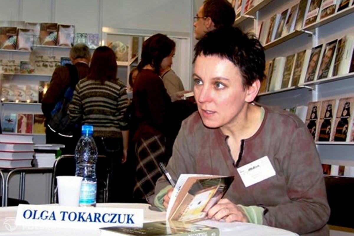 """""""Czuły narrator"""" – pierwsza książka Tokarczuk po Noblu"""