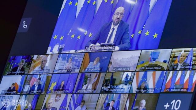Po trzech godzinach zakończył się wideoszczyt w sprawie Białorusi