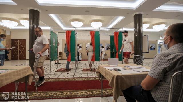 UE wydała oświadczenie w sprawie wyborów na Białorusi